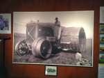 early tractor, 8 tons