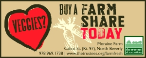 Moraine Farm_Veggie Lover Farm Share